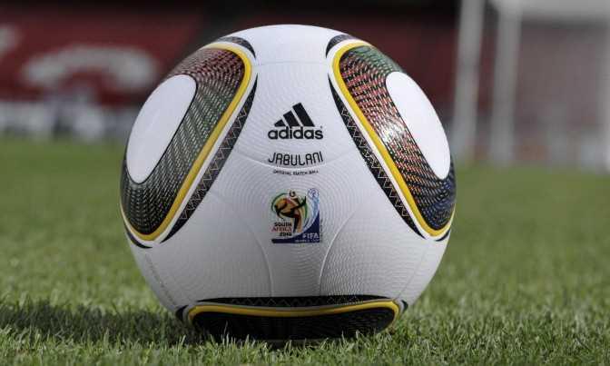 Jabulani… il pallone dei mondiali