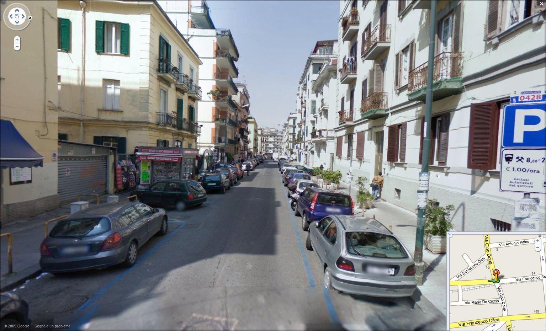 Google Maps Street View a Napoli!