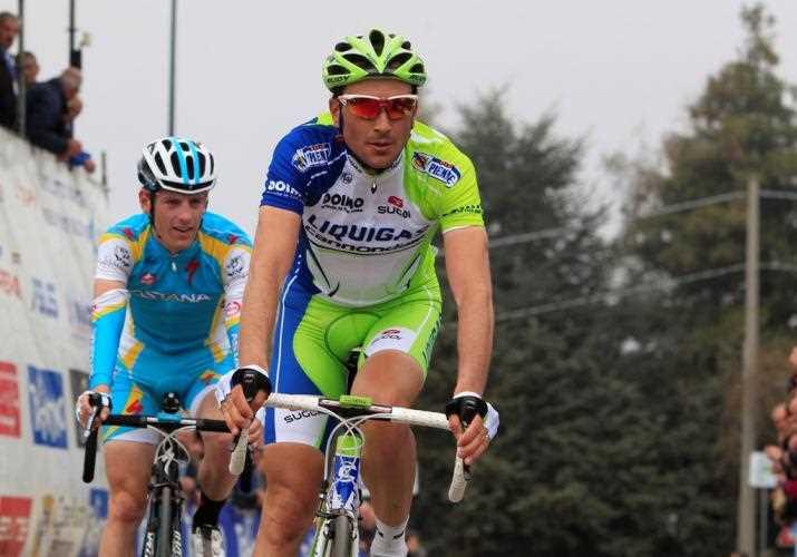 Ivan Basso trionfa al giro d'Italia