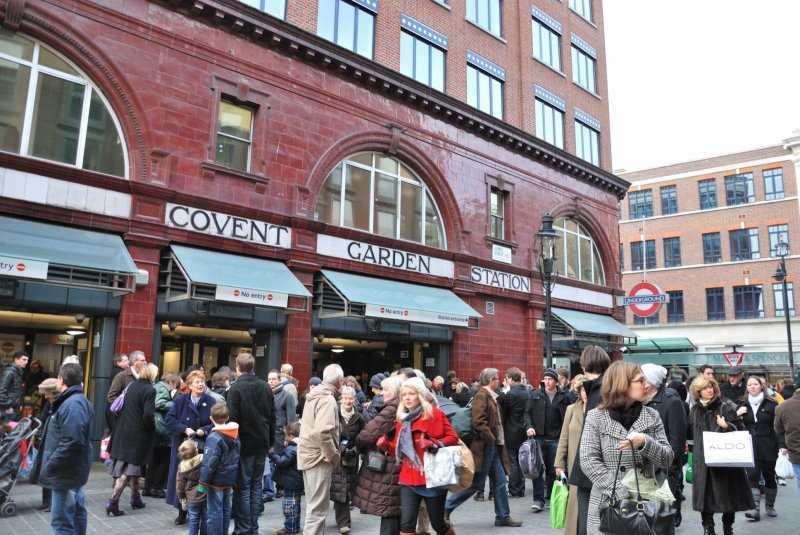 Londra, 26 – 29 novembre 2010