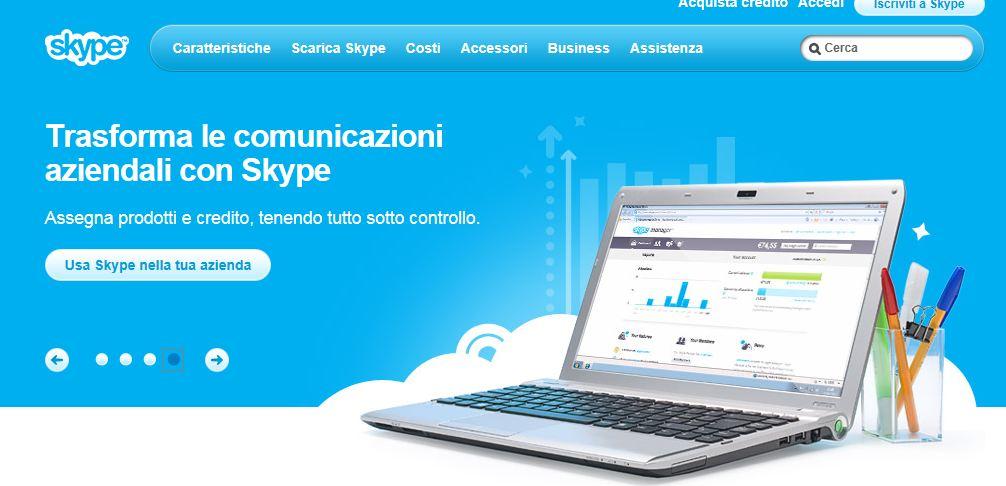Skype è di Microsoft