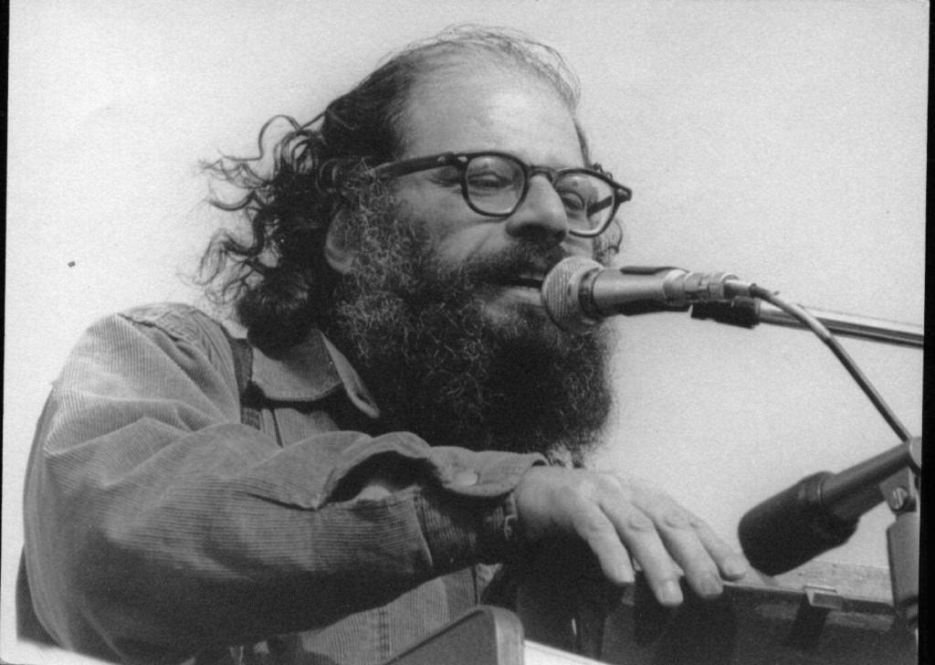 Urlo, tributo ad Allen Ginsberg