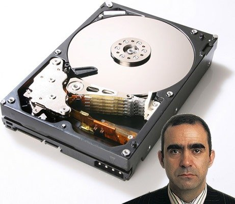 hard disk a elio